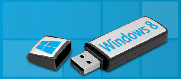 Bootowalny pendrive USB z Windows
