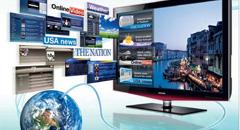 Internet w telewizorze - przegląd rynku