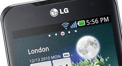 LG Optimus 2X - test rekordzisty Guinnessa