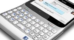 HTC ChaCha - test wrytmie cha cha zFacebookiem