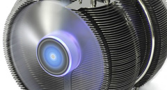 Test Zalman CNPS12X - chłodzenie procesora na 3 wentyle