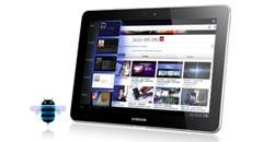 Samsung Galaxy Tab 10.1 - test, cena iopinie