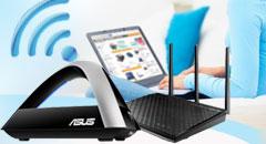 Asus RT-N66U i EA-N66 - wydajna sieć WiFi