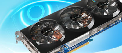 Gigabyte Radeon 7950 Windforce X3 - test, cena, opinie