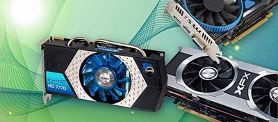 3x Radeon HD 7700 - testujemy odświeżone Cape Verde