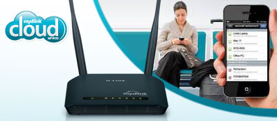 D-Link DIR-605L Cloud Router - test, cena, opinie