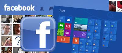 Prosta obsługa Facebooka bezpośrednio wWindows 8