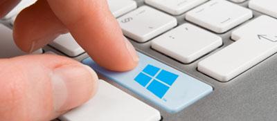 Skróty klawiaturowe wWindows 8