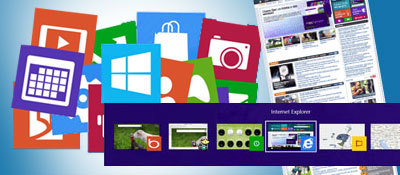 Praca z aplikacjami w Windows 8