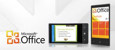 Office na smartfonie z Windows Phone 8